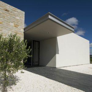 חיפוי קירות חוץ באבנים טבעיות