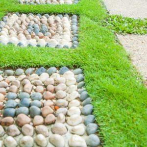 חלוקי נחל מאבנים טבעיות