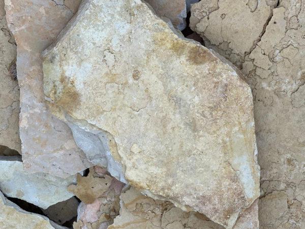 אבן מדרך דגם הר סדום
