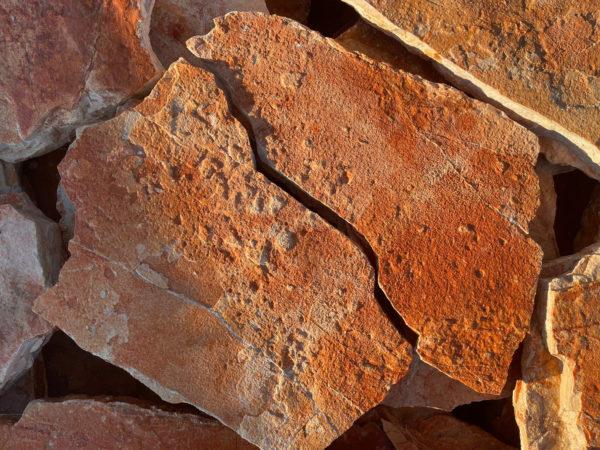 אבן מדרך דגם שמש