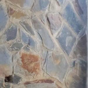 אבן מדרך דגם שלכת
