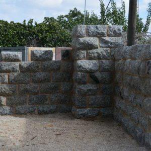 אבן טבעית דגם ברבור לבן
