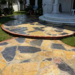 אבן מדרך דגם הרי סדום